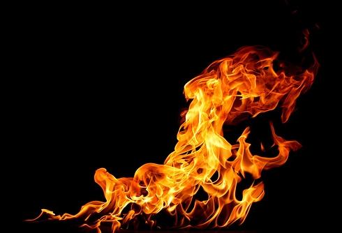 Напожаре в личном доме умер квартирант