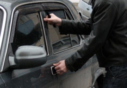 ВБалашове задержаны серийные автоворы изВоронежа
