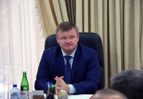 Экс-депутата Государственной думы Михаила Исаева выбрали главой Саратова