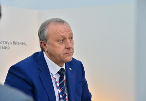 Валерий Радаев подпишет ряд договоров наПетербургском международном экономическом пленуме