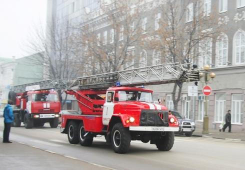 Изпятиэтажки наТверской эвакуировали 15 человек