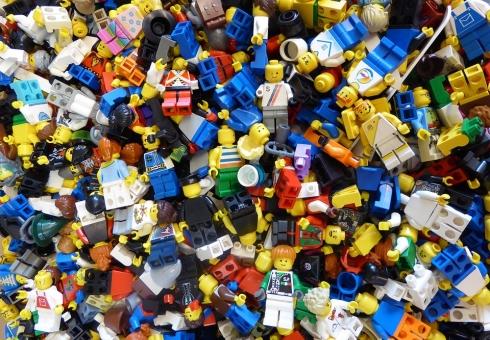 Вделе любителя «Лего» установили 5-й отрывок краж игрушек