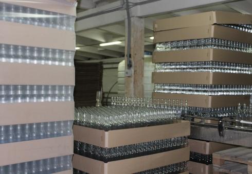 ФСБ нашла цех попроизводству контрафактного алкоголя натерритории Елшанской птицефабрики