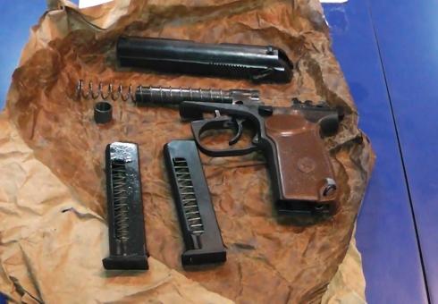 ВСаратовской области задержаны торговцы оружием