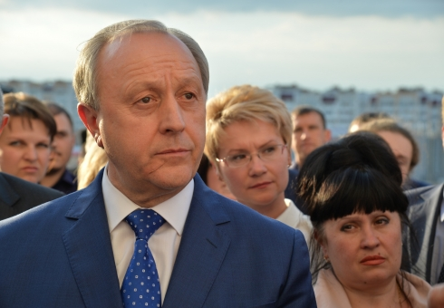 Стрелюхин покинул пост первого зампреда саратовского руководства