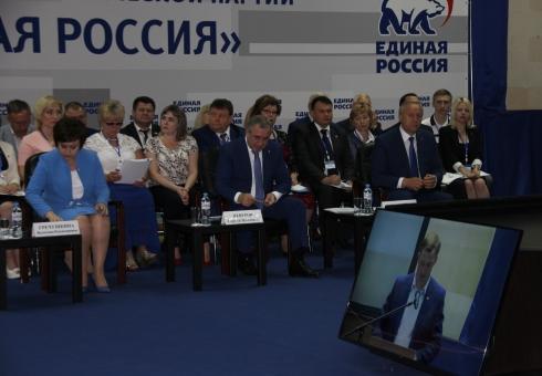 «Единая Россия» выдвинула Радаева кандидатом навыборы губернатора