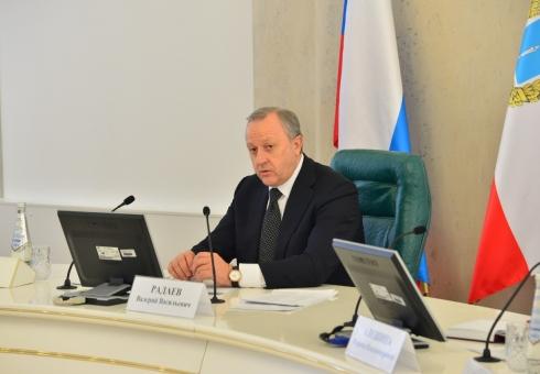 Радаев сохранил позиции ве глав регионов в сильным влиянием