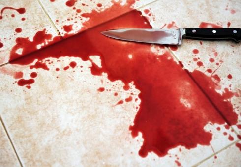 Оборонявшаяся саратовчанка ударила сожителя ножом вживот