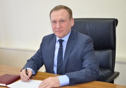 Сергей Бровкин назначен замглавы Саратова по социальным отношениям