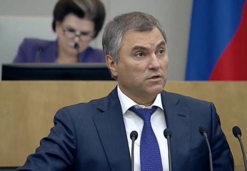 Володин вошел втройку самых влиятельных политиков РФ