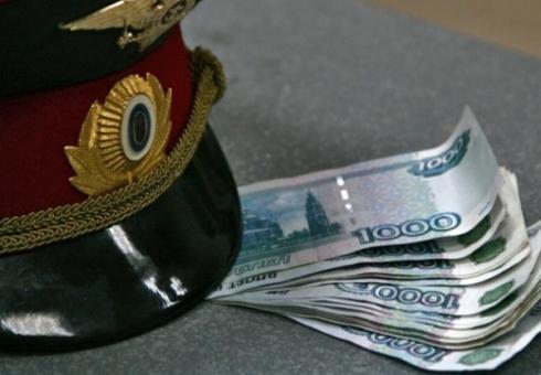 Инспектор ГИБДД отказался отвзятки в45 тыс. руб.