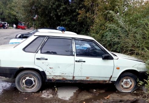 Ссаратовских улиц убрали 13 брошенных машин