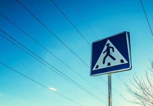 На трассах Саратова каждый месяц сбивают неменее 40 пешеходов