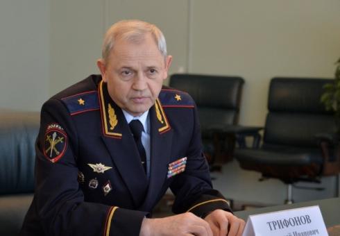 ВСаратове представили нового руководителя областного управления внутренних дел