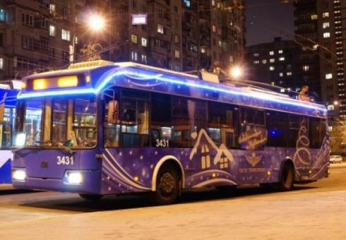 Какие автобусы будут ходить вСаратове вновогоднюю ночь