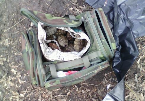 Саратовцев словили при транспортировке взрывчатки и25 гранат